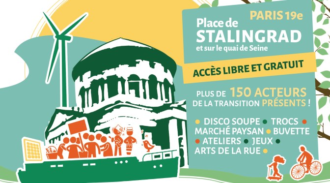 Alternatiba Paris : c'est ce week-end !