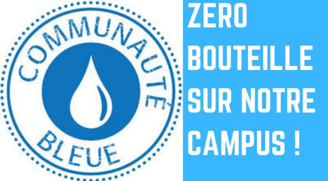 Participez au projet Universités bleues!