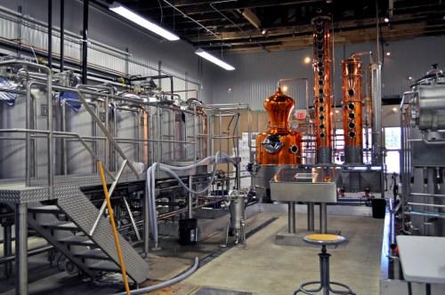 Tour @ Eau Claire Distillery