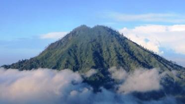Volcan de Java
