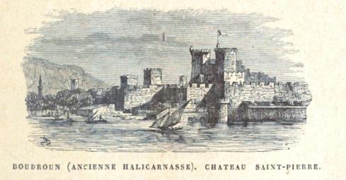 Mausolée Chateau Saint-Pierre