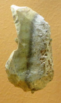 Burin-grattoir