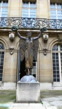 "Statue de ""La Liberté"""