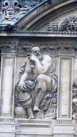 Archimède par Goujon