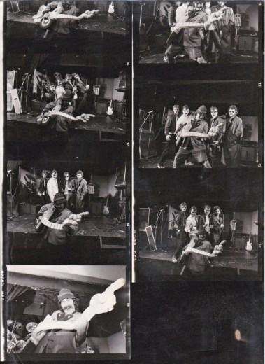 "Fotosession ""Alpen-Punk"" (1981)"