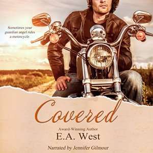 Covered audiobook cover art