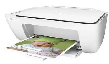 Photo of HP DESKJET 2130 PRINTER DRIVER