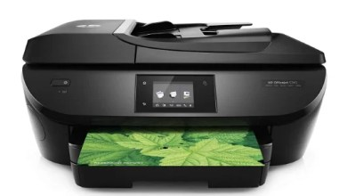 Photo of HP OFFICEJET 5740 PRINTER DRIVER