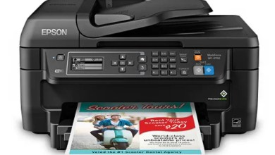 Photo of EPSON WF-2750 DRIVER