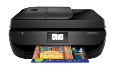 Photo of HP OfficeJet 4658 DRIVER