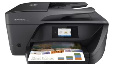 Photo of HP OFFICEJET 6962 DRIVER