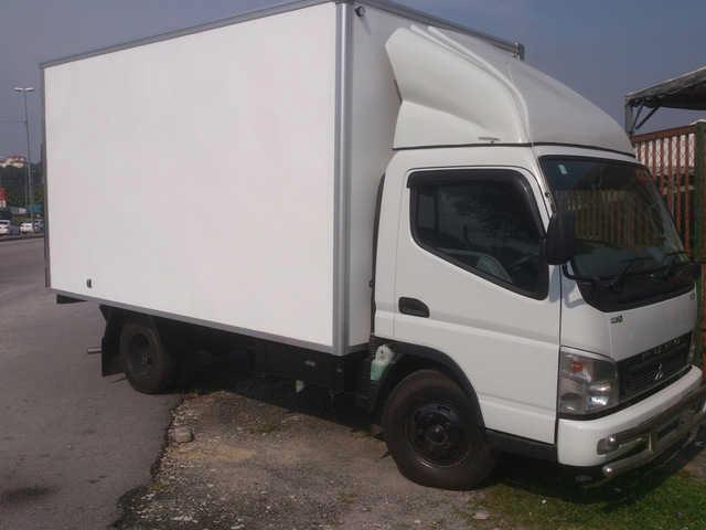 1 Ton Lorry