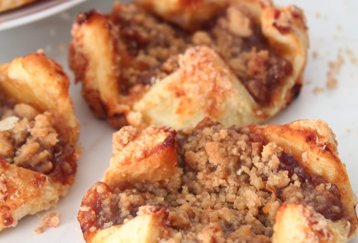This yummy and easy apple danish recipe is incredibly delicious