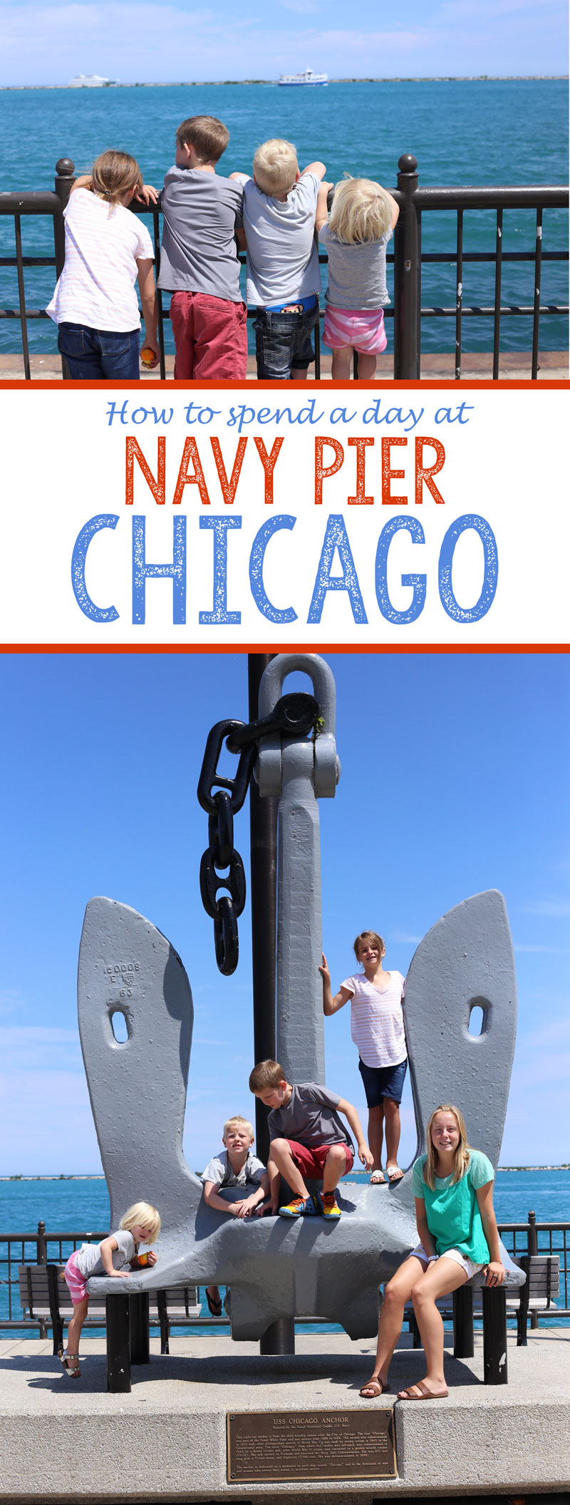 A day at Navy Pier Chicago