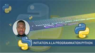 Initiation à la Programmation Avec Python