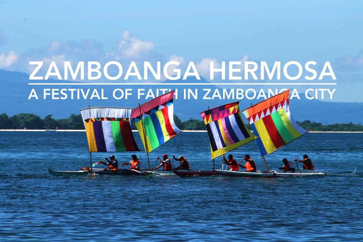 Zamboanga Hermosa: A Festival of Faith in Zamboanga City