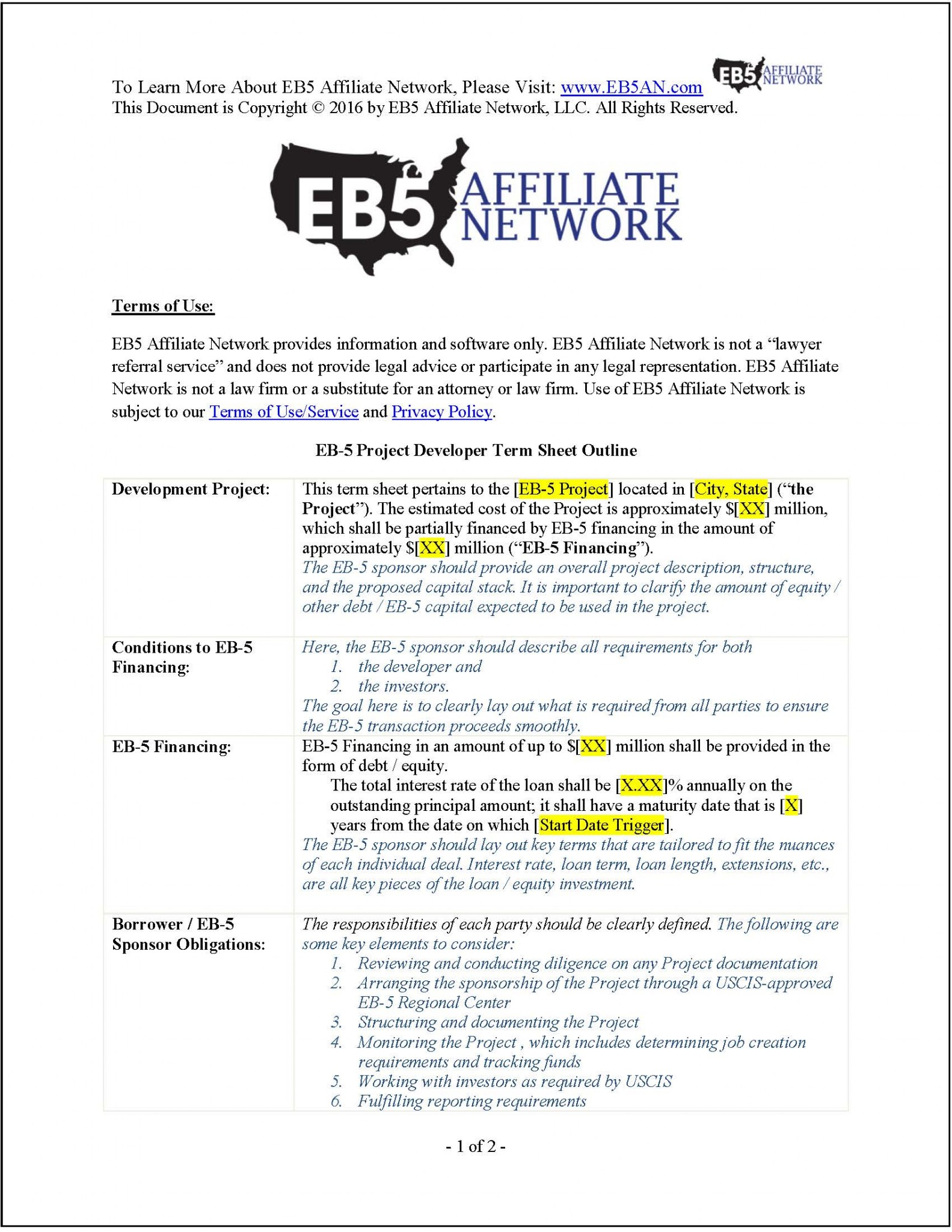 Investor Term Sheet Template this is how a standard term sheet – Convertible Note Agreement Template