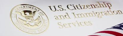 eb-5 regional center showing the U.S. citizenship and immigration services seal.