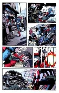 Captain America And Bucky Interior 5