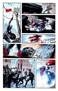 Captain America And Bucky Interior 6