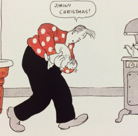 Gasoline Alley Jiminy Christmas