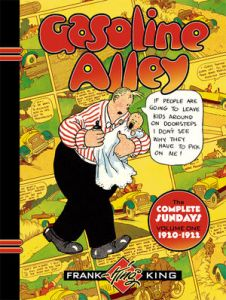 Gasoline Alley The Complete Sundays Vol 1 1920-1922 cover