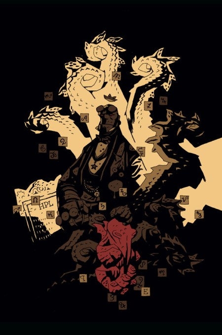 Hellboy The First 20 Years interior 4