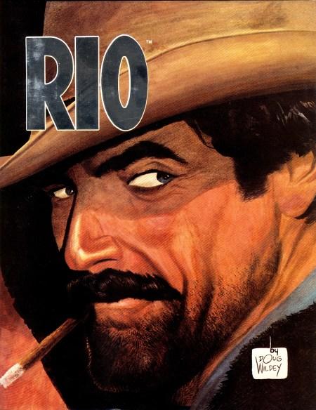 Rio Graphitti Designs cover