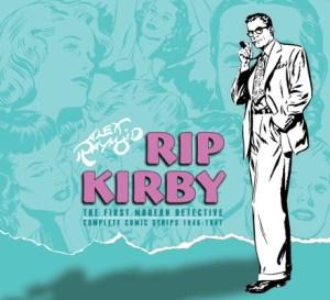 Rip Kirby Vol 1 cover