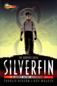Silverfin The Graphic Novel Cover