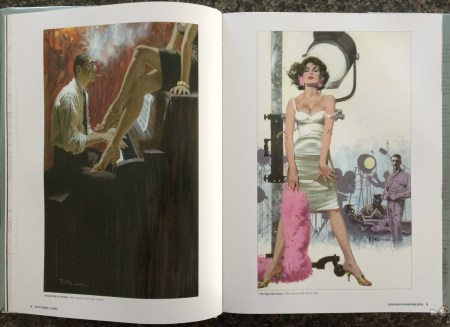 The Art Of Robert E. McGinnis interior 3