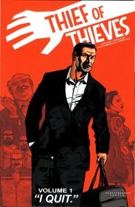 Thief Of Thieves Vol 1 cover