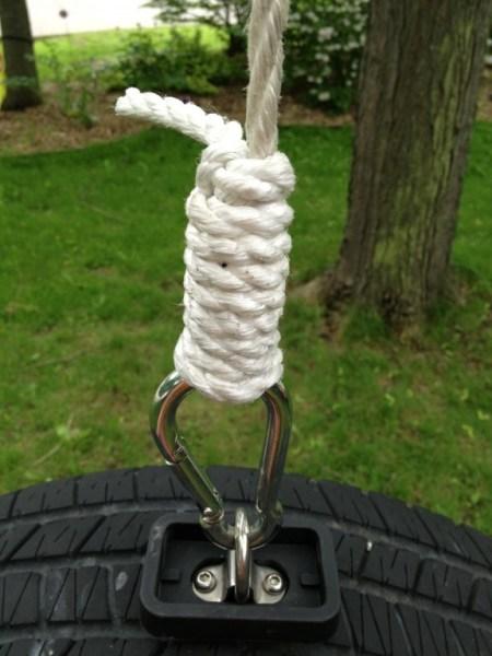 Tire Swing Noose