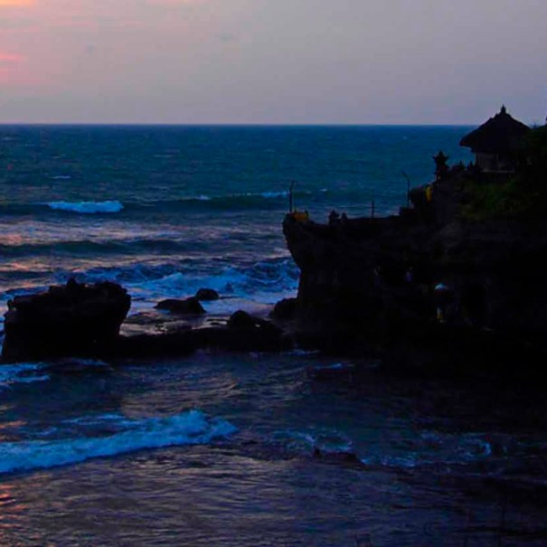 Ubud Tanah Lot Uluwatu Full Day Tour