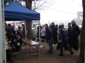 八幡神社消防演習 (10)