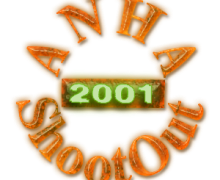 2001 ANHA Shootout Results
