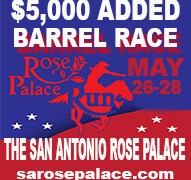$5000 Added Open 5D Barrel Race – Rose Palace Run Results