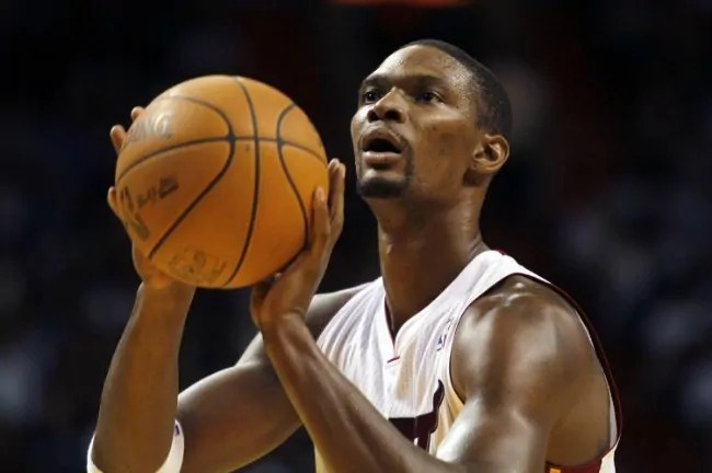 chris bosh-miami heat