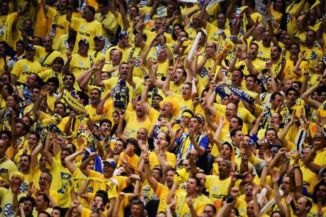 maccabi-fans