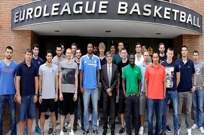 euroleague team captains