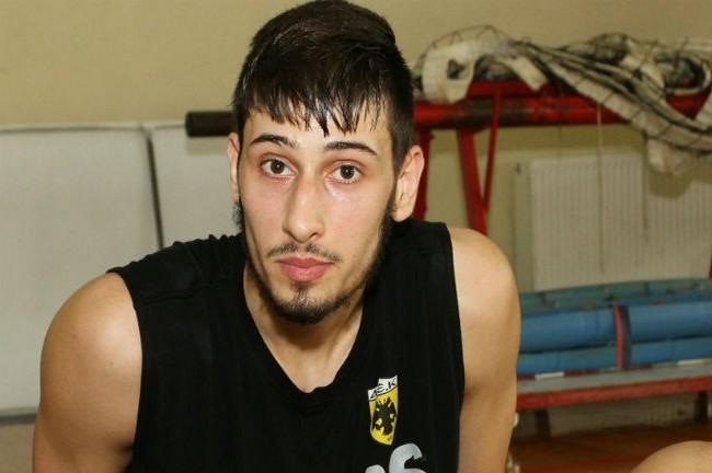 Michalis Kamperidis-aek