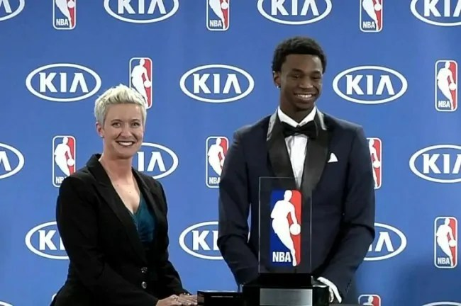 wiggins-rookie of the year
