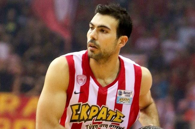Kostas Sloukas-olympiacos
