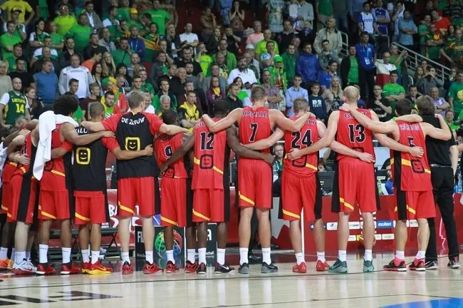 Belgium-Belgio-Eurobasket