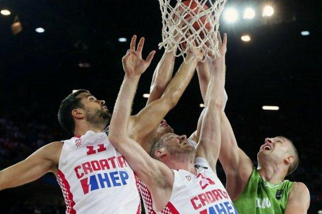 Croatia-Slovenia-Eurobasket