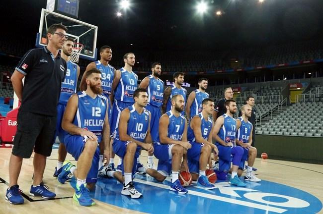 Ethniki Andron-#eurobasket-Fotografisi