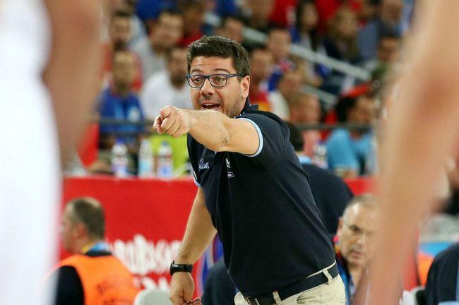 Fotis Katsikaris-Eurobasket-Greece-Hellas-Ethniki Andron