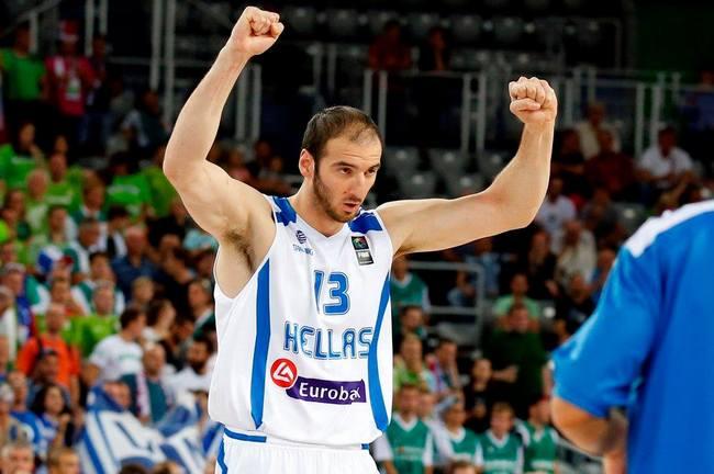 Kostas Koufos-Eurobasket-Greece-Hellas-Ethniki Andron