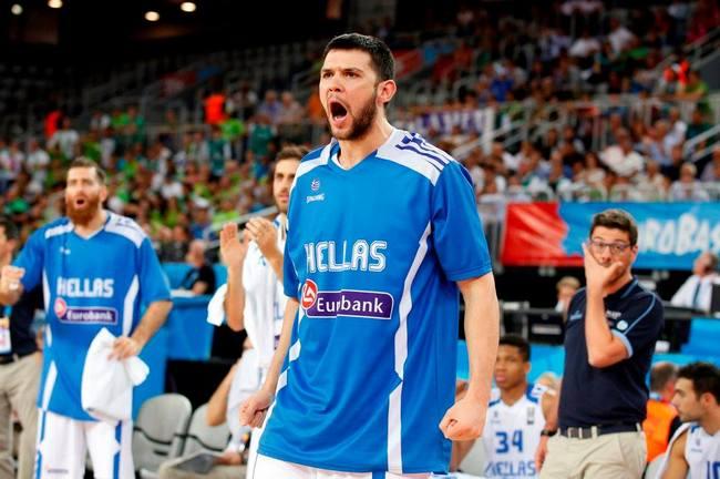 Kostas Papanikolaou-Eurobasket-Greece-Hellas
