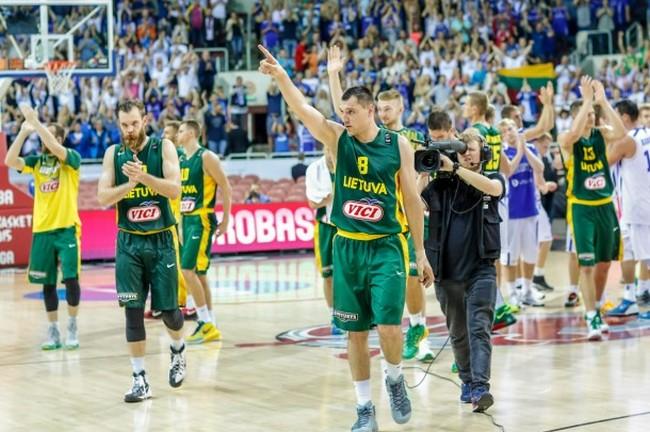 Lithuania-Eurobasket
